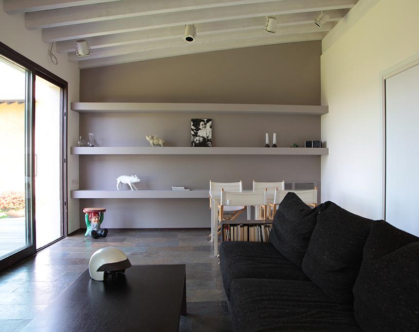 Idee e progetti di interior design di decorazione pareti for Idee interior design