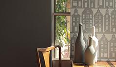 stencil per floor design